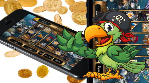 AAA Island Pirate FREE Slots Game