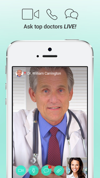 HealthTap — Ask 62 000 top US doctors and get imme