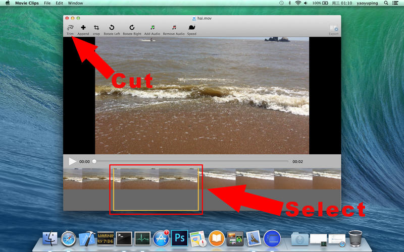 Movie Clips Free Screenshot - 2