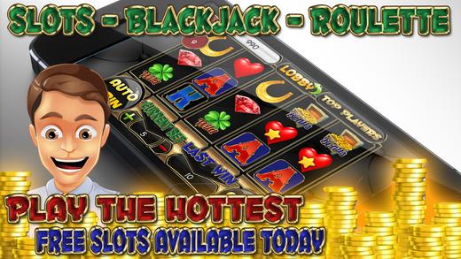 A Aaron Jocker Jackpot Slots - Roulette - Blackjack