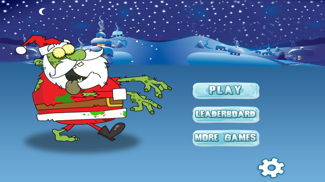 Zombie Christmas Plague - Monster Shooting Mayhem- Pro