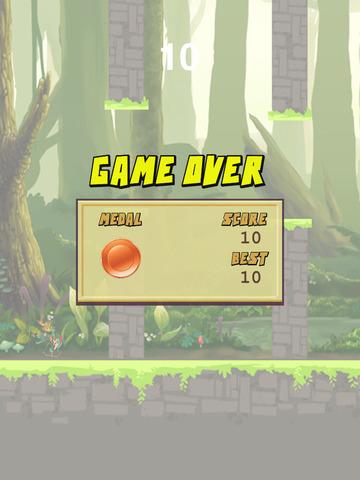 Medieval Archer Robin Hood on Flappy Adventures