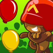 Bloons TD Battles - iOS Store App Ranking and App Store Stats