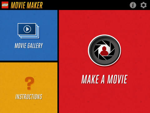 LEGO® Movie Maker screenshot