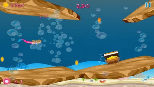 My Little Princess Mermaid - The Undersea World Escape HD