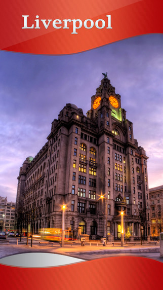 Liverpool Offline Travel Guide