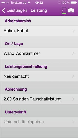iDeXs pro iPhone Screenshot 1