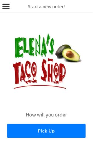 Elena's Taco Shop