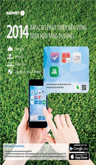 Báo cáo Phát triển bền vững Bảo Việt
