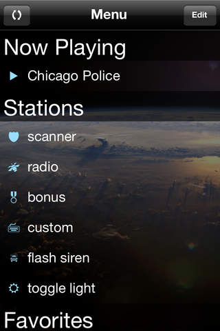 Police Scanner. screenshot 2