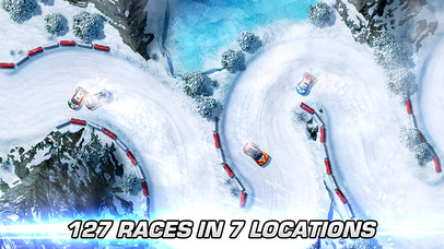 Screenshots of VS. Racing 2 for iPhone
