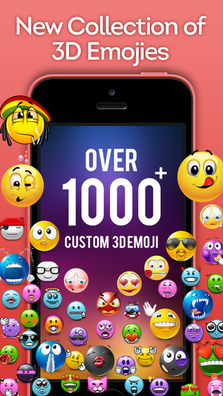 New Pop Emoticon Smileys Stickers for Texting Email Messages Chatting