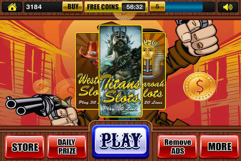 A Pharaoh Slots Pro Casino Tower & Build a Tiny Eskimo in Las Vegas screenshot 3