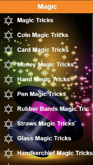 Learn Magic Tricks - Learn How To Do Magic Tricks Easily