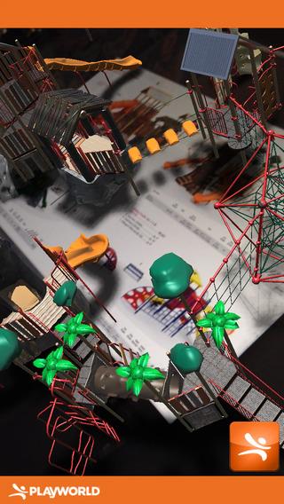 Playworld Systems® Interactive Playground