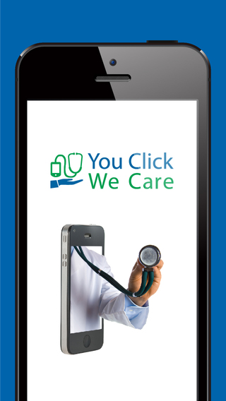 You Click We Care