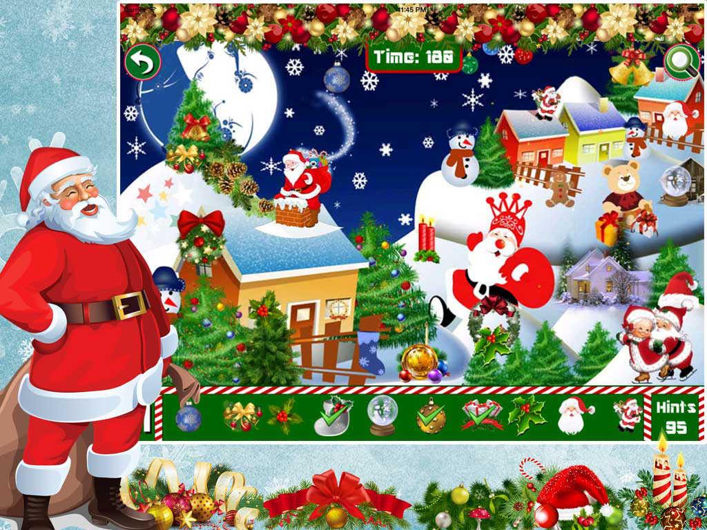 App Shopper: Christmas Hidden Objects. (Games)