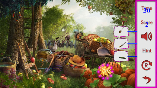 Hidden Objects Games Free