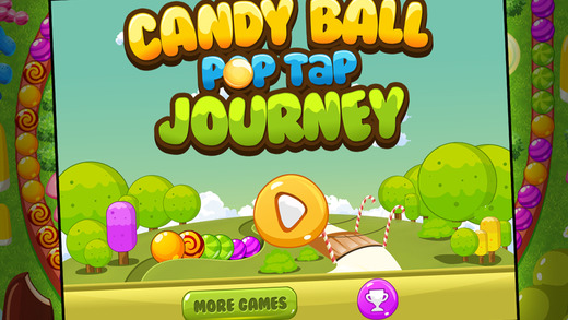 `Candy Ball Pop Tap Journey Gem Pearl Shoot Free Matching Games
