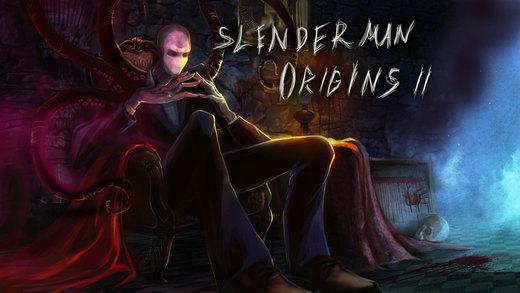 Slender Man Origins 2 Saga: Слендермен Тонкий Человек Ориджинс 2 Сага. Дом ужасов Слендера. Screenshot