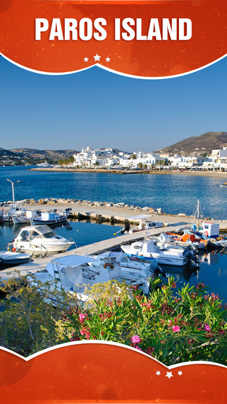 Paros Island Travel Guide