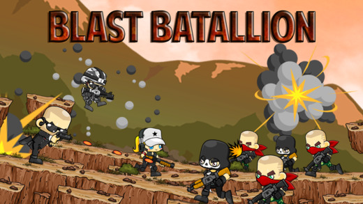 A Blast Batallion – Warfare Soldiers Game in a World of Battle