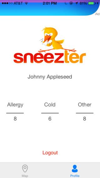 Sneezter