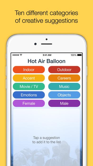Suggestion Box iPhone Screenshot 1