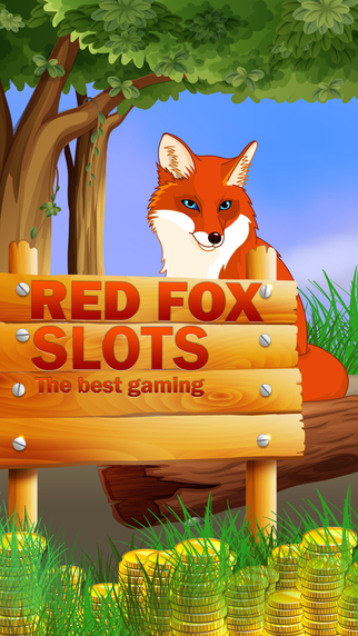Red Fox Slots Pro - Real casino action