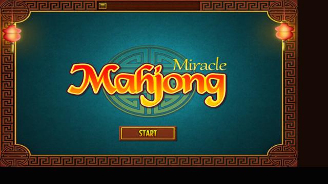 New Miracle Mahjong Mania