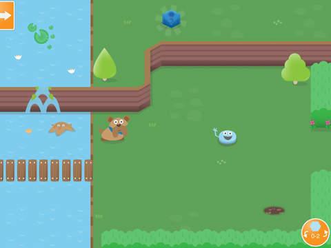儿童应用 图形大冒险:寻找遗失的碎片:Tiny Shapes:Adventure – Search For The Missing Piece [iPad]