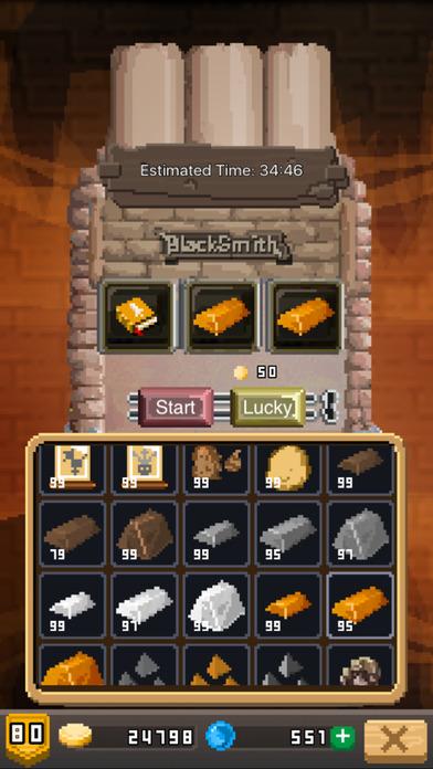 Blacksmith Story HD. Скрин 5