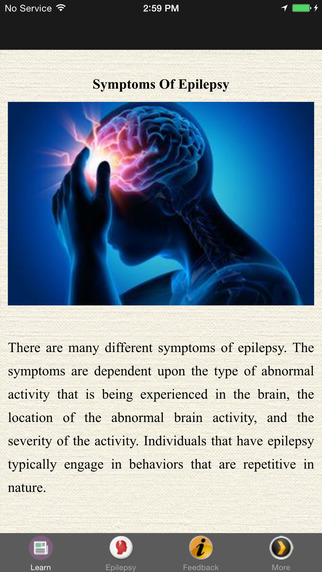 Symptoms Of Epilepsy - Know the Facts