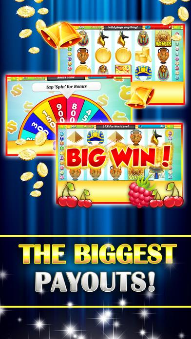 Screenshot 1 Свобода слоты на ** Лаки Dragon Казино ** Онлайн фантазии азартные игры игровые автоматы!
