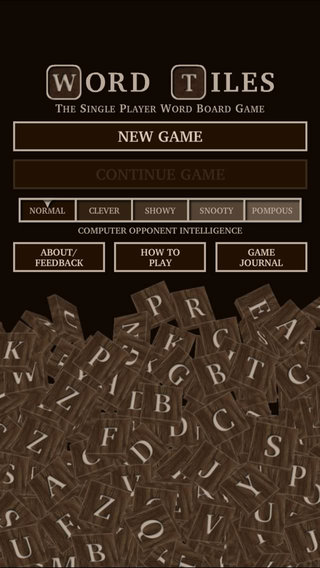 Word Tiles by CleverMedia
