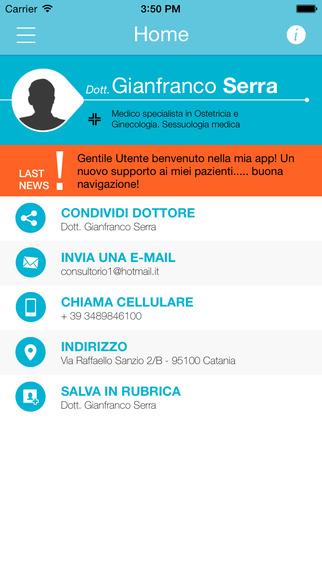 Dr Gianfranco Serra • OB Doctor