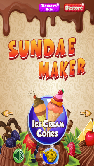 Sundae Maker - Jump On The Ice Cream Dessert Pop