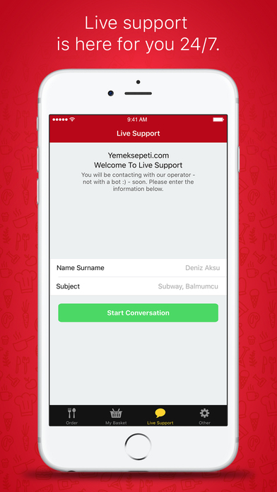 Yemeksepeti – Order Your Food Easily screenshot