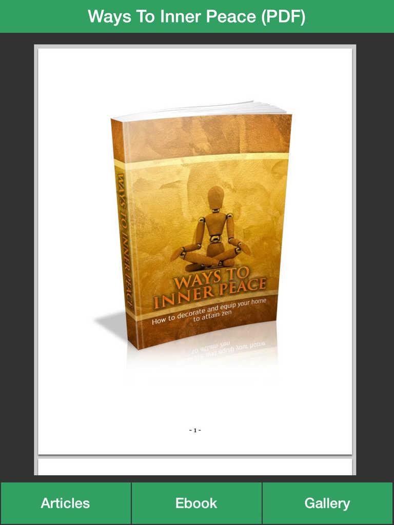 App Shopper Zen Inner Peace Create An Inner Peace