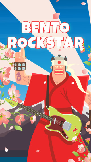 Bento Rockstar - HD - FREE - Connect Matching Colors Puzzle Game