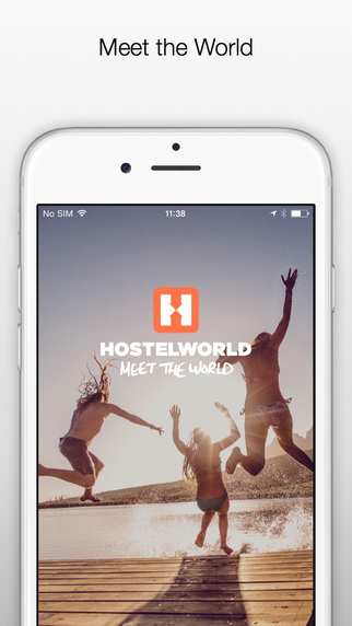 Hostelworld – book hostels budget accommodation