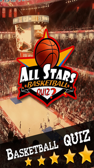 ALL STARS basketball quiz players image game Pro