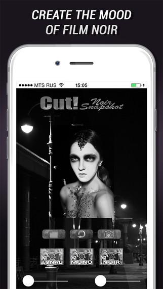 Cut Noir Snapshot Pro