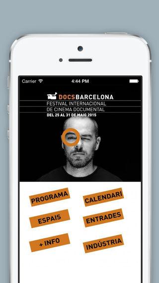 【免費書籍App】DocsBarcelona 2015-APP點子