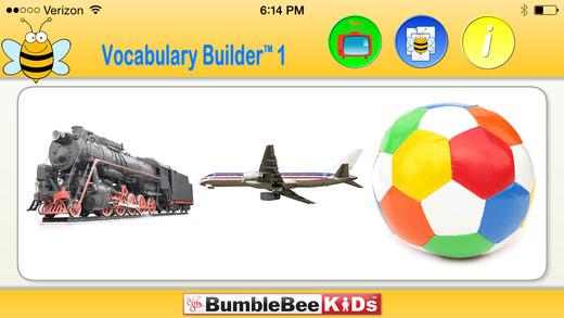 Vocabulary Builder™ 1 - Flashcards Video