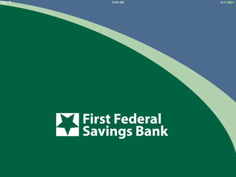 First Federal Savings Bank Rochester for iPad