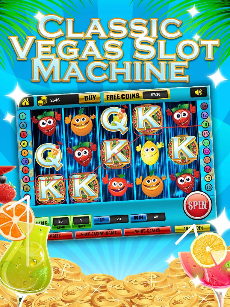 Vegas style slot machines online