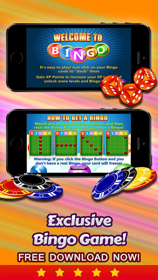 Bingo Escape PRO - Play Online Casino and Lottery Card Game for FREE