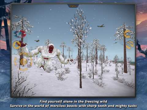 Screenshot #3 for Carnivores: Ice Age Pro
