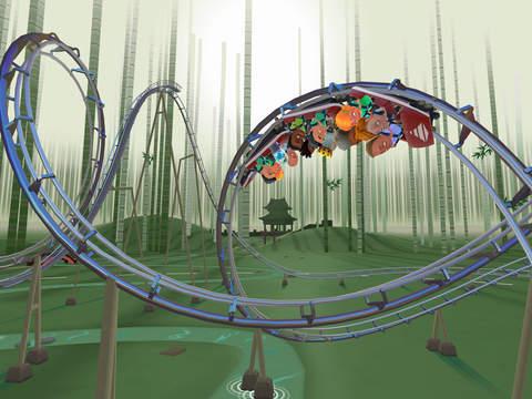 Игра Coaster Crazy